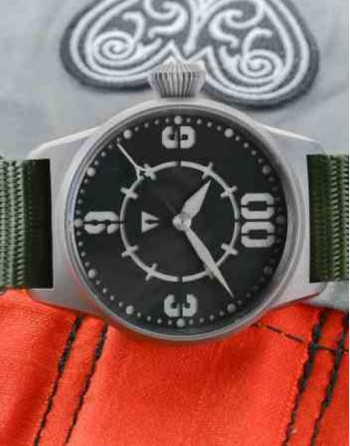 Subdelta Ace Pilotwatch limited edition