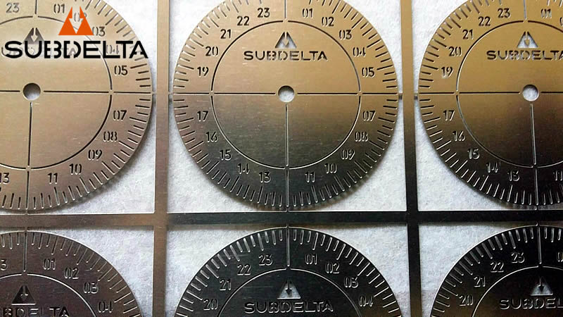 Subdelta Periscope Dial making