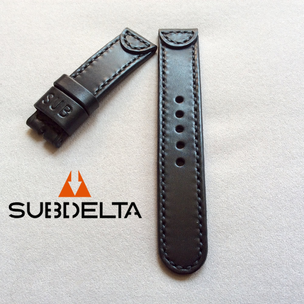 Leather strap of the Subdelta Periscope