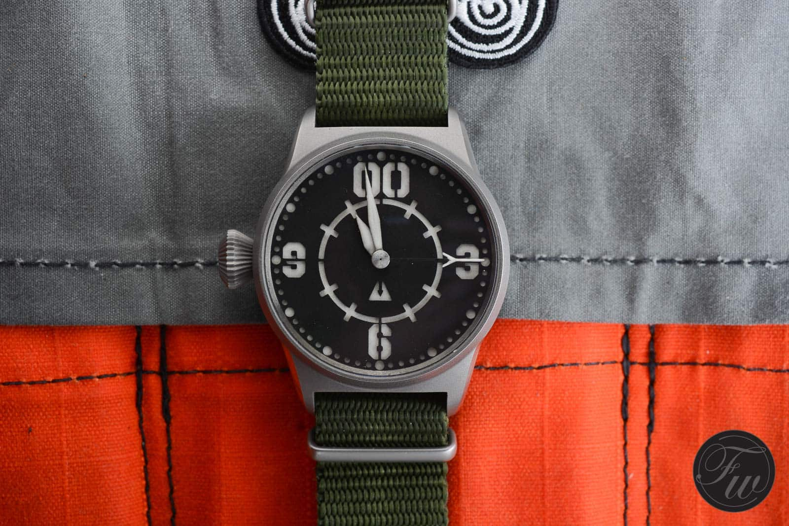 Subdelta Ace Fratellowatches Horloge Test review