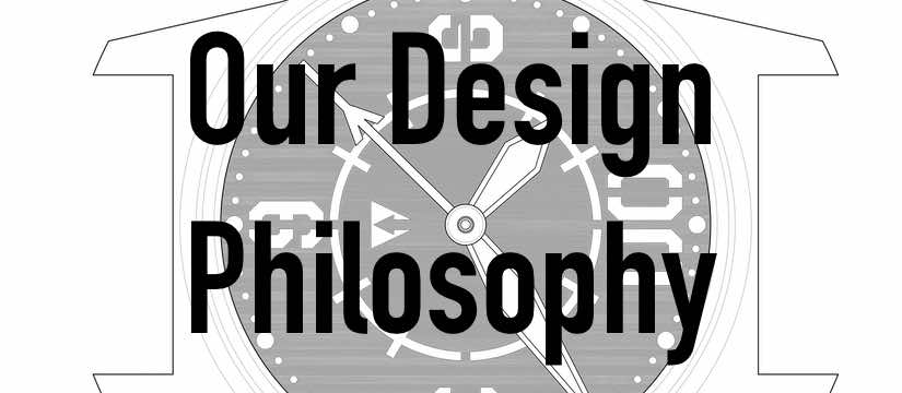 DESIGN PHILOSOPHIE